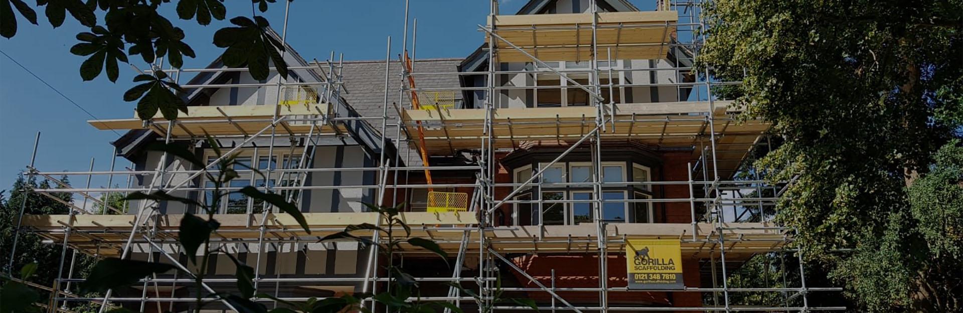gorilla scaffolding